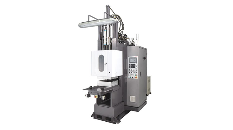 C-Frame Rubber Injection Molding Machine