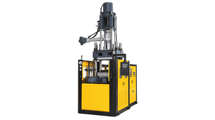 Vertical Rubber Injection Molding Machine